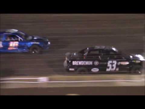 Kokomo Speedway - Kokomo Klash Hornet Feature 10/15/16