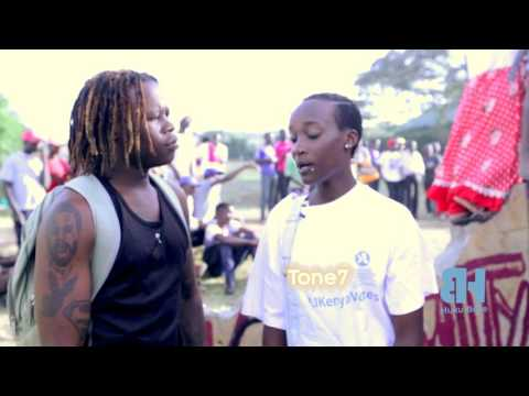 Copy of Tone 7 - Kibera Rapstar