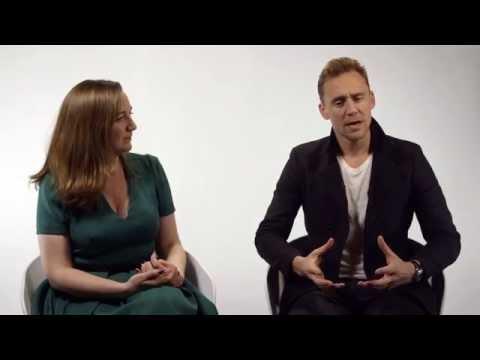 Tom Hiddleston and  Josie Rourke about Coriolanus