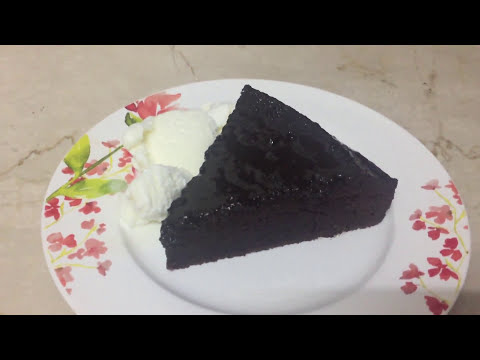 Best easy chocolate fudge cake recipe