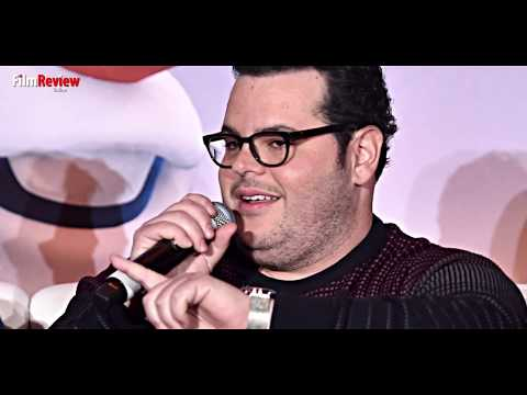 Frozen 2 Panel Josh Gad aka 'Olaf' Soundbyte
