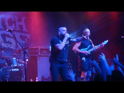 Killswitch Engage - Temple from Within, Auckland Powerstation 2017