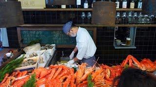 ตามล่า-หาปูยักษ์-ปูซูไว-zuwai-kani-ズワイガニ-king-crab-สุดอร่อย-ที่-osaka-japan