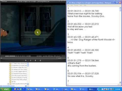 Hướng dẫn dịch phụ đề phim từ Tiếng Anh sang Tiếng Việt [cơ bản] Mrhungonline