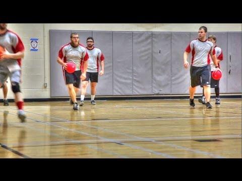 Epic Dodgeball Battle - Adrenaline Rush Edition
