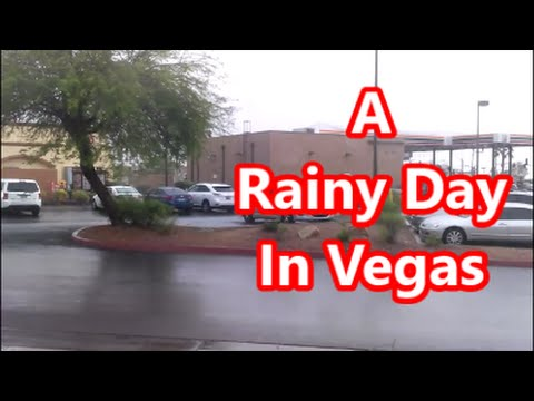 Rainy Day in Vegas - Part 1
