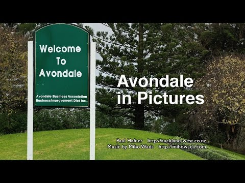 Avondale in Pictures