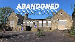 Exploring an Abandoned School (Found Kids Clothes!) Essex, UK