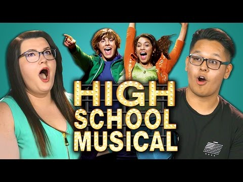 Thumbnail: College Kids React to High School Musical (10th Anniversary)