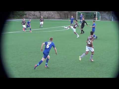 Fotball Vigør-Vindbjart 6-1