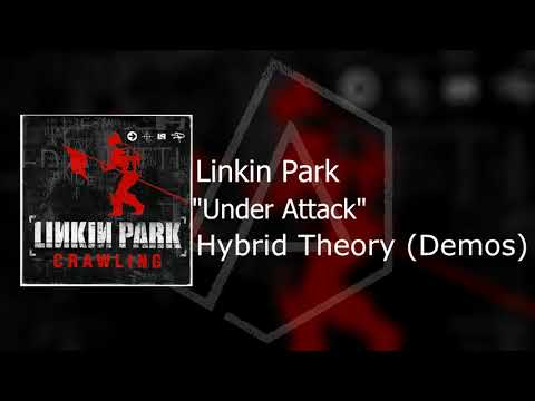 Linkin Park Under Attack Hybrid Theory Demo Youtube