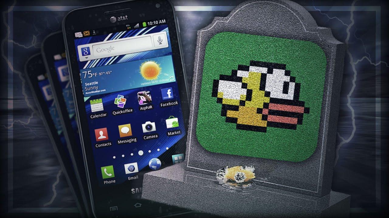 Wieso Flappy Bird verschwand
