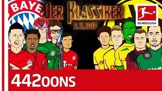 Klassiker Endgame - FC Bayern München vs. Borussia Dortmund - Powered By 442oons