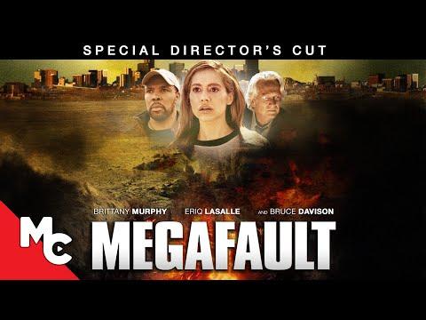 Megafault   Full Action Disaster Movie   Brittany Murphy