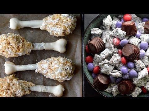 3 Vegan No Bake Desserts (Fall/Holiday)
