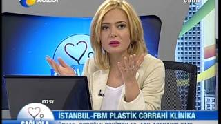 15.01.2014 Xazar Tv Sağlıkla Canlı Yayın