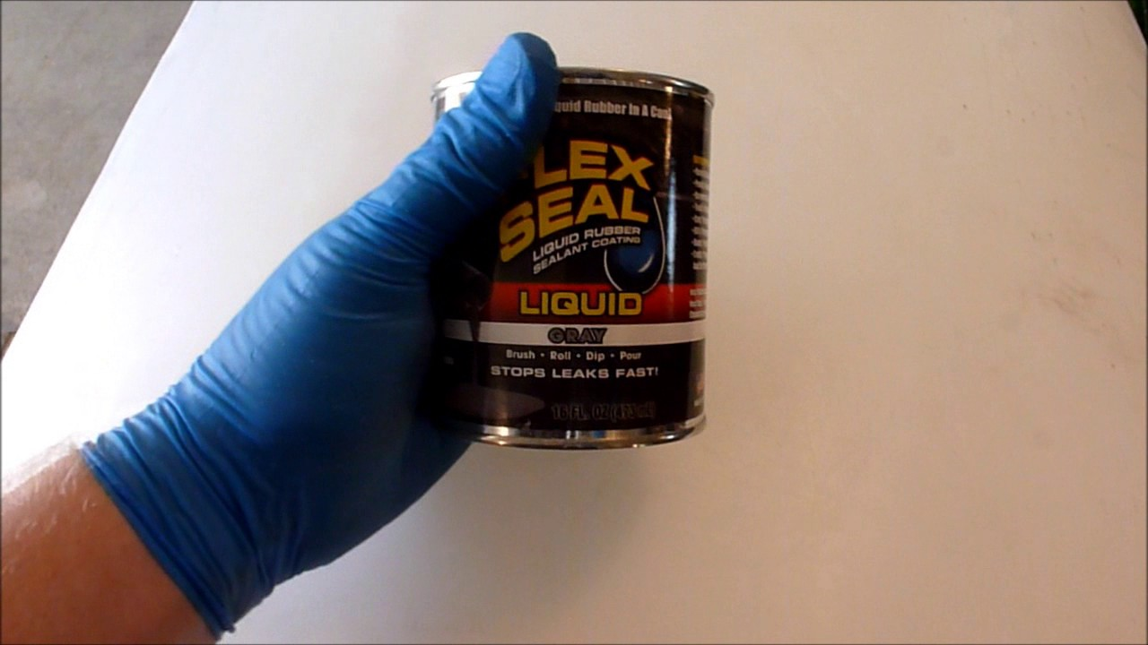 Water Tank Repair and Flex Seal