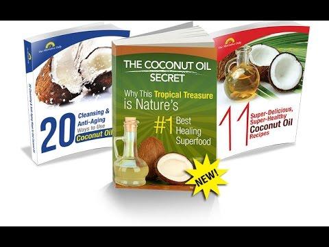 Secret pdf coconut oil the