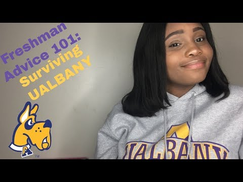 Freshman Advice 101: Surviving UAlbany