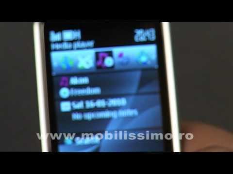 Nokia 6700 Classic - Recenzie video Mobilissimo.ro