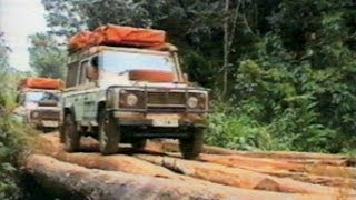 Across the Sahara by Land Rover to West and Central Africa (Part 3)