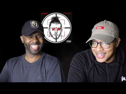 Eminem - Killshot (REACTION!!!) (RE-UPLOAD)