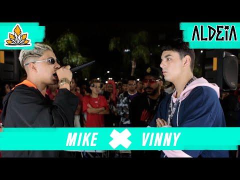 Mike x Vinny | SEMIFINAL | 178ª Batalha da Aldeia | Barueri | SP