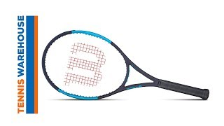 Wilson Ultra 100 Countervail Racquet Review
