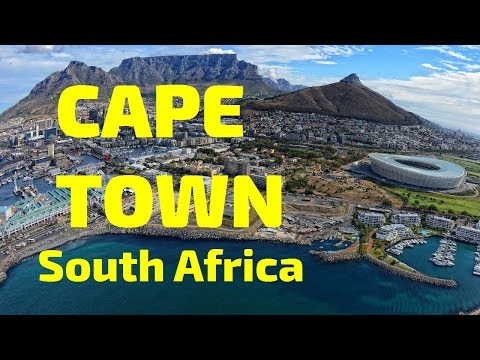 Cape Town South Africa - Travel the World