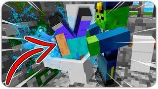 ПОБЕГ из ЗОМБИ ТЮРЬМЫ в МАЙНКРАФТ! КАК ВЫЖИТЬ НУБУ и ДЕВУШКЕ против 100.000 ЗОМБИ В Minecraft? #1