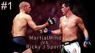 MartialMind vs Ricky J Sports! - Part 1