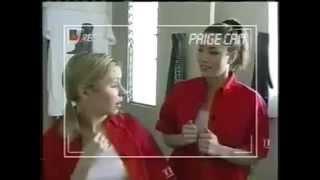 Trading Spaces 2003 - 7th heaven cast (Jessica Biel, Beverley Mitchell, Geoff & George Stults)