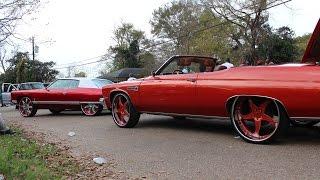 """Veltboy314 - 1975 Buick Lesabre on 26"""" Forgiato Wheels"""
