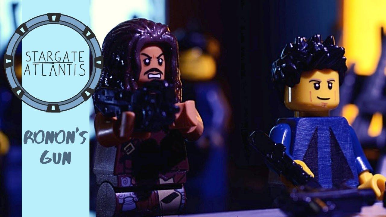 LEGO Stargate Atlantis: Ronon's Gun