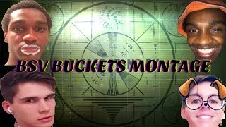BSV BUCKETS FUNNY MOMENTS MONTAGE (Fortnite, Gta 5, Warface, Red Dead 2)