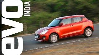 2018 Maruti Suzuki Swift: First test drive review