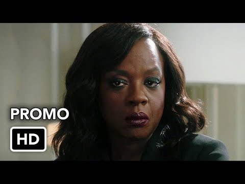 """How to Get Away with Murder 6x04 Promo """"I Hate the World"""" (HD) Season 6 Episode 4 Promo"""