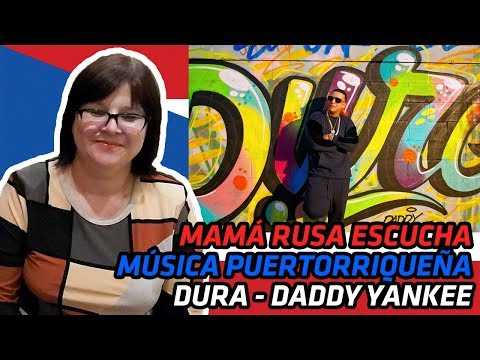 RUSSIANS REACT TO PUERTO RICAN MUSIC | Dura - Daddy Yankee (Video Oficial) | REACTION