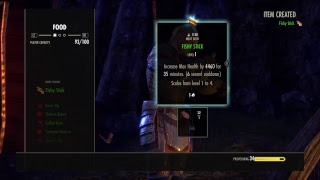ESO: How to lose your Soul Part 1: Fish Sticks