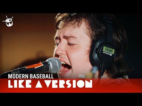 Modern Baseball - Apple Cider, I Don't Mind (live on triple j)