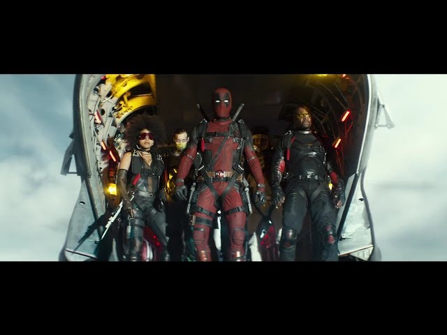 Deadpool 2 - Official Red Band Trailer #2
