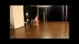 Exotic Pole Dance - on-line lesson