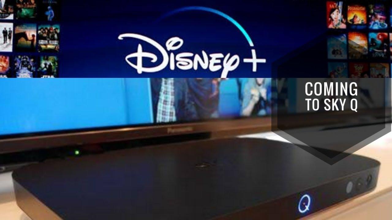 Disney Plus Auf Sky Q Receiver