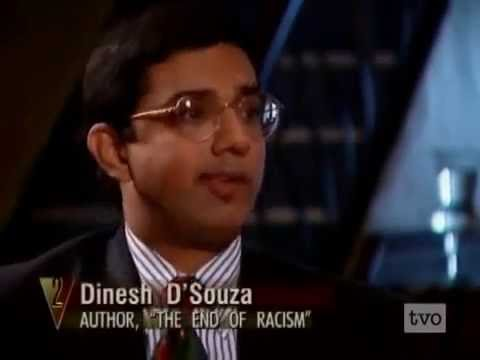 Dinesh D'Souza  Racism Is Not The Cause Of Black Failure