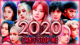 2020 CAN'T STOP ME | K-POP YEAR END MEGAMIX (Mashup of 150+ Songs) // #KPOPREWIND2020