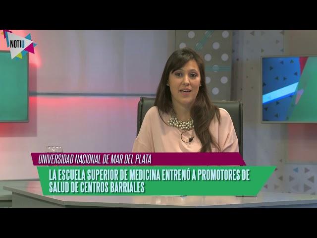 NOTI U - Noticiero de la Red Nac. Audiovisual Universitaria - Prog.Especial 01 - B 01 (Año 2020)