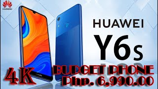 HUAWEI Y6s UNBOXING REVIEW BUDGET PHONE.