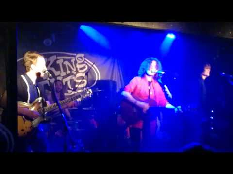 The view - face for the radio at king Tut's Glasgow 23/2/17