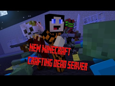 Full download new minecraft crafting dead server staff for Crafting dead server download