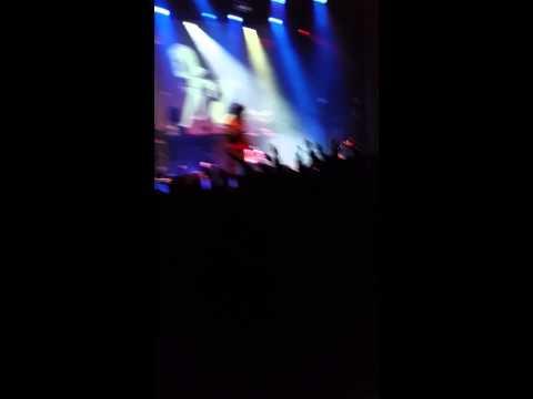 Denzel Curry performing Captain Sea Fonk
